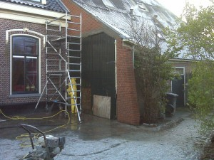 stolpboerderij project