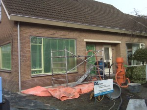 sloopwerken en renovatie
